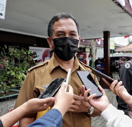 Plt. Kadis Kesehatan Kota Medan dr. Mardohar Tambunan menyatakan Dinas Kesehatan Kota Medan akan meningkatkan percepatan penanganan Covid-19 dengan maksimal